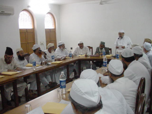 Management of Al Jamia Tus Salafiah, Varanasi